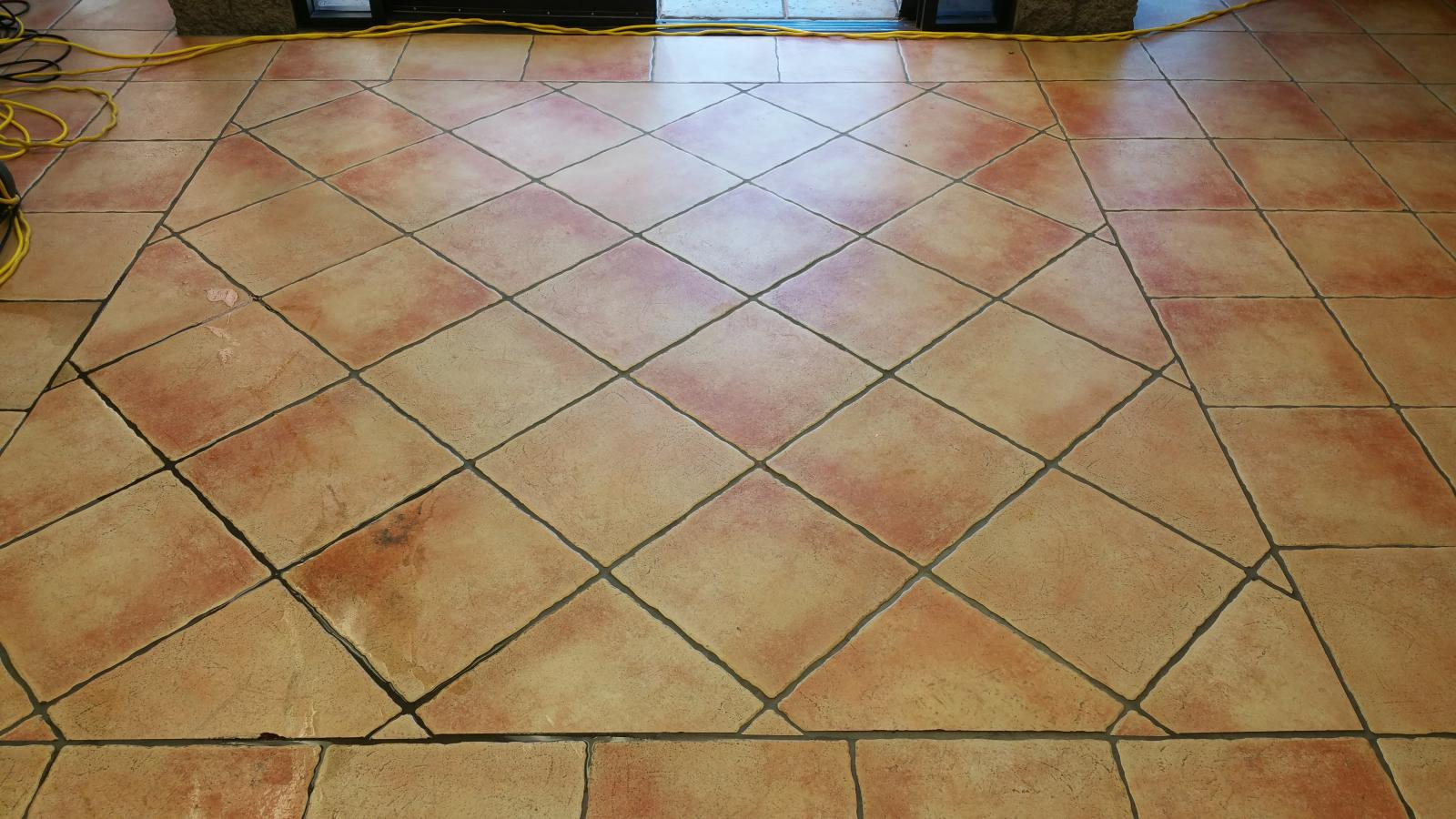 Tile And Grout Cleaning In Gilbert Az